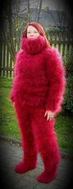Mohair Sweater, Wool Sweaters, Turtleneck, Gros Pull Mohair, Catsuit, Jumpers, Mittens, Erotic, Jumpsuits