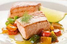 Roasted Wild King Salmon for Vitamin D - Youbeauty.com