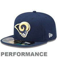 New Era St. Louis Rams On-Field Performance 59FIFTY Fitted Hat. Want.