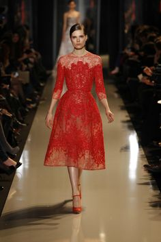 Elie Saab SS2013 - haute hot couture news
