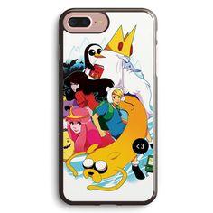 Adventure Time Anime Version Apple iPhone 7 Plus Case Cover ISVB357