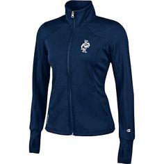 Concordia University Wisconsin Falcons Women's Full Zip Hooded Sweatshirt CLEARANCE $36.99