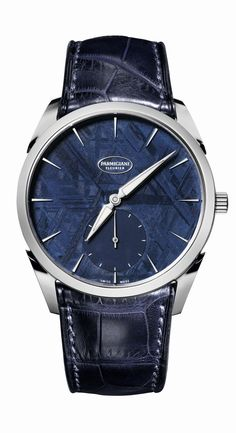TimeZone : Industry News » N E W  M o d el - Parmigiani Fleurier Tonda 1950 Ultra-Thin Meteorite