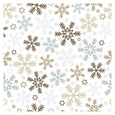 Christmas background with snowflakes and stars ❤ liked on Polyvore featuring backgrounds