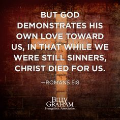 REDE MISSIONÁRIA: GOD DEMONSTRATES HIS OWN LOVE (ROMANS 5:8)