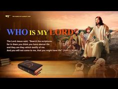 """Is the Bible the Lord, or Is God?   """"Who Is My Lord"""" (Gospel Movie) The Church of Almighty God   Eastern Lightning"""