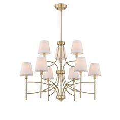 World Imports Millau Collection 9-Light