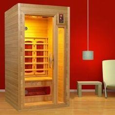 1-2 Person Dynamic Stork Sauna with Ceramic Heating