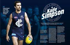 AFL Record | Round 8 | Kade Simpson Feature