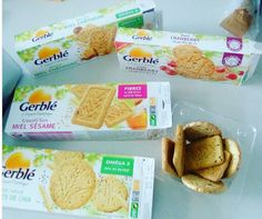 Buzzstore si Gerble Romania au dat startul obiceiurilor sanatoase la birou ,m-au facut si pe mine fericita cu un pachet plin de biscuiti... #buzzgerble