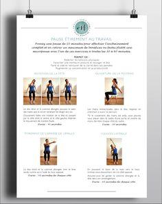Pause étirement au travail: 10 exercices d'étirement à réaliser au bureau Challenges, Relaxation, Diabetes, Fitness, Yoga, Physical Activities, Exercises, Desk, Purpose