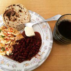 Desayuno Salvadoreño