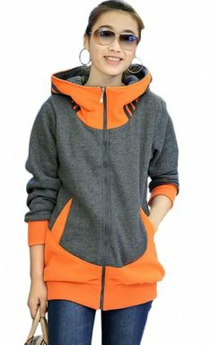 So inapiring.a way to make a hoodie longer Sport Outfits, Casual Outfits, Cute Outfits, Fashion Outfits, Sport Style, Sport Chic, Hoodie Sweatshirts, Mode Hippie, Future Clothes