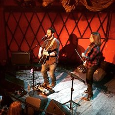 Dec 11 2016 Live shot from tonight's show at @RockwoodNYC with @LeeDeWyze! Thanks to everyone that braved the weather and supported! #livemusic #nyc