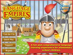 Language Empires ($19.99) designed for elementary age students- targets answering how, why, and which questions, inferencing, vocabulary, predicting and figurative language, and sequencing.     Multiplayer: Play with up to 5 students at the same time  Data tracking capabilities – can be emailed or saved