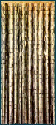 Natural Plain Bamboo Beaded Curtain Bamboo Beaded Curtains And Bead Curtains