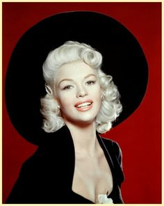 Jane Mansfield. A true beauty. She is so funny! She's the kind of beautiful that doesn't realize she is... <3