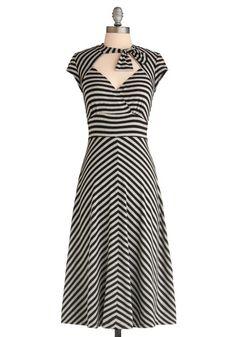 Sweet on Stripes Dress, #ModCloth
