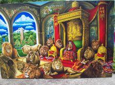 Man a Lion: Oração
