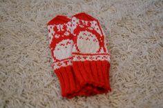 Joulu-Totorot. Satunnaisesti puikoilla - käsityöblogi. #neulonta