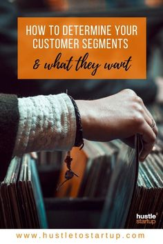 Customers are not all made the same. Find out about customer segments and how you can use them in your small business. Online Work From Home, Work From Home Business, Starting Your Own Business, Business Tips, Advertising Strategies, Marketing And Advertising, Business Marketing, Online Marketing, Successful Online Businesses