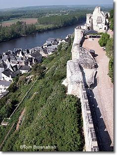 Image detail for -Forteresse Royale (Château) de Chinon, France