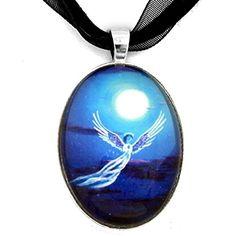 Angel in Blue Starlight Handmade Jewelry Art Pendant Laur... https://www.amazon.com/dp/B008ADNF42/ref=cm_sw_r_pi_dp_x_Rn3myb516GTJF