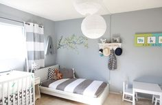 Adriano & Alessandra's Cohesive Room for Two — My Room Boy And Girl Shared Room, Shared Rooms, Girls Bedroom, Bedroom Decor, Bedroom Apartment, Apartment Therapy, Bedroom Ideas, Toddler And Baby Room, Beachy Room