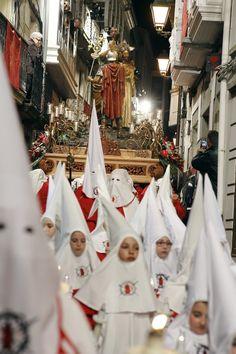 Semana Santa. Viveiro. (Lugo). Galicia. Spain.