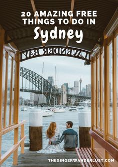 20 amazing free things to do in Sydney Australia. Australia Travel Guide, Visit Australia, Western Australia, Australia Trip, Outback Australia, Australia House, South Australia, London Big Ben, Travel Guides