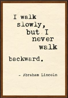 -Abraham Lincoln