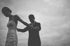 Bainbridge Island, Intimate Dock Wedding