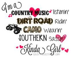 I wouldn't change livin and growing up in the south for ANYTHING!