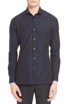 LANVIN Trim Fit Shirt. #lanvin #cloth #