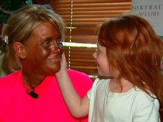 Time for Tanoholics Anonymous! One gallon of tanning butter, and an hour in a tanning bed- cost 45 bucks. Applying for Hershey's chocolate spokesperson position-priceless!LOL