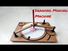 Make your Own: Drawing Making Machine - YouTube