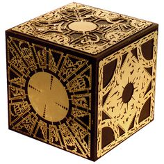 New Hellraiser Pinhead Chinese Puzzle Cube Box Cenobite