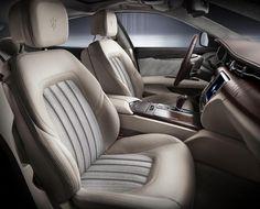 Maserati lança edição limitada em parceria com Ermenegildo Zegna