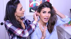 #Cunhadas: Di fazendo meu cabelo (trança embutida)