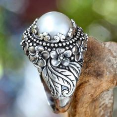 Beautiful artisan ring at Novica.com