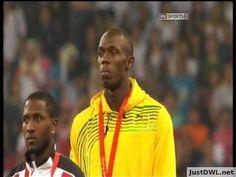 Sporting Greats - Usain Bolt