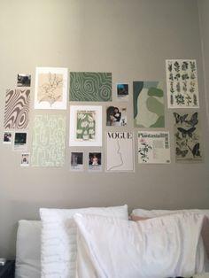 Room Design Bedroom, Room Ideas Bedroom, Bedroom Decor, Bedroom Wall Collage, Minimalist Room, Cute Room Decor, Pretty Room, Aesthetic Room Decor, Room Posters