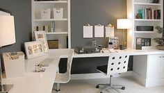 5 Steps To Create An Ideal Home Office | SohoOS Blog