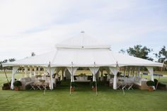 Polo in the Valley, Duncraig Stud 2012 VIP welcome tent styled by www.villakula.com.au