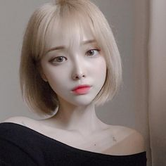 Fall requires more careful management! I received Excelx and Fraxel dual, but I'm sick but this time I'm so satisfied. - New Site Cute Korean Girl, Cute Asian Girls, Beautiful Asian Girls, Korean Beauty, Asian Beauty, Cute Kawaii Girl, Korean Haircut, Uzzlang Girl, Asian Hair