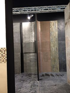 Stones, mosaics, ceramic tiles... and of course, Flextone.  All our product range is shown at Cevisama.