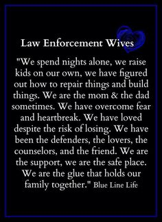 Law Enforcement Wives Law Enforcement Today www.lawenforcementtoday.com