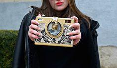 Fashion Confessions : I love the Camera baby !