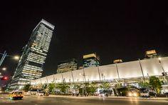 Chūō-ku, tōkyō-to, Japanで撮影された東京駅八重洲口グランルーフの写真 Tokyo Gran Roof : パシャデリック