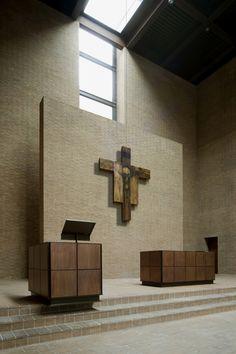 Iglesia de San Giovanni / Studio Zermani e Associati San Giovanni Church / Studio Zermani e Associati – Plataforma Arquitectura